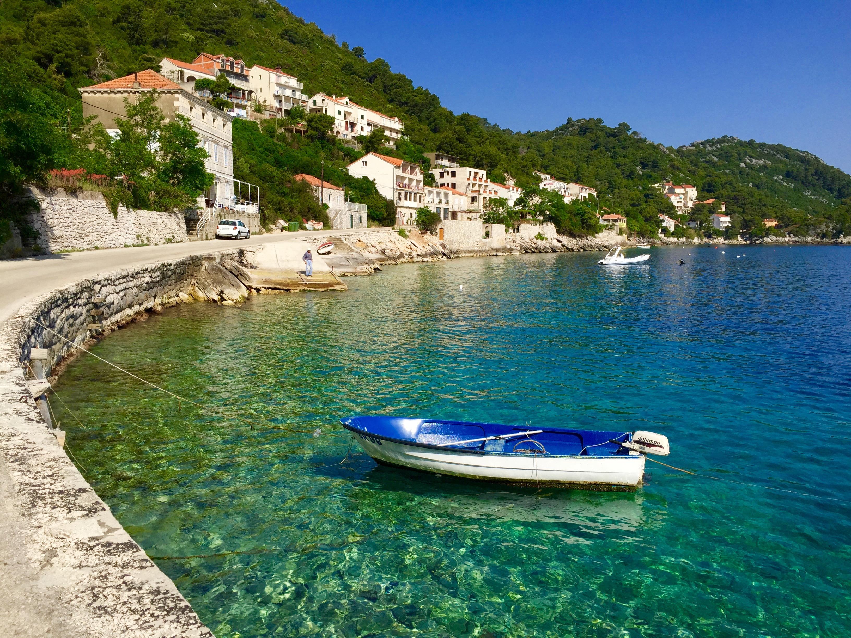 Mljet travel photo | Brodyaga.com image gallery: Croatia, Mljet