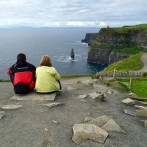Climbing the Cliffs of Moher