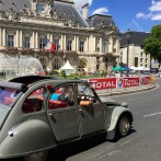 Touring Tours, France