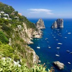 A Day on the Isle of Capri