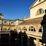 Jane Austin's Bath and a Look at Lacock