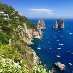A Day on the Isle of Capri